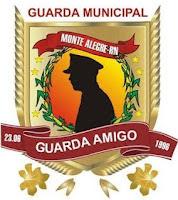 Distintivo GM Monte Alegre