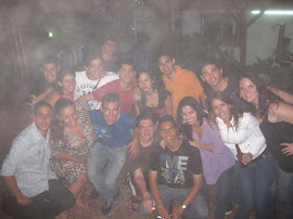 partying in the finca