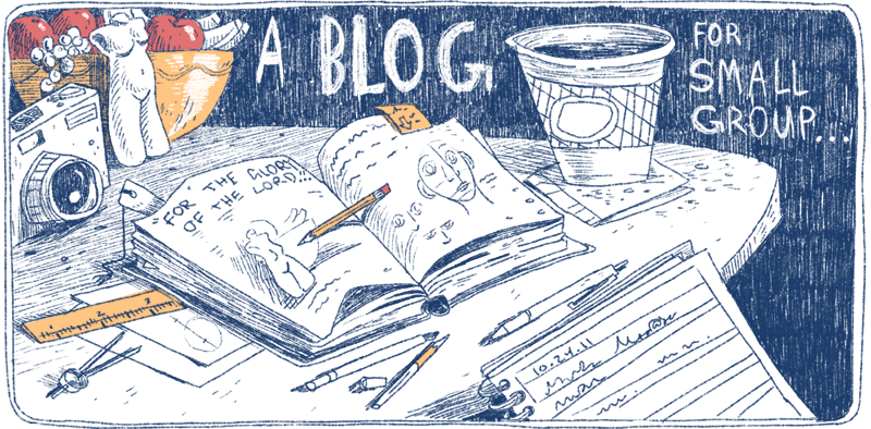 A BLOG for Small Group