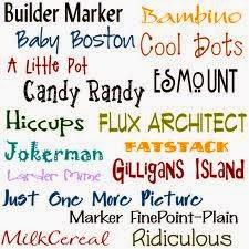 Stylish Font