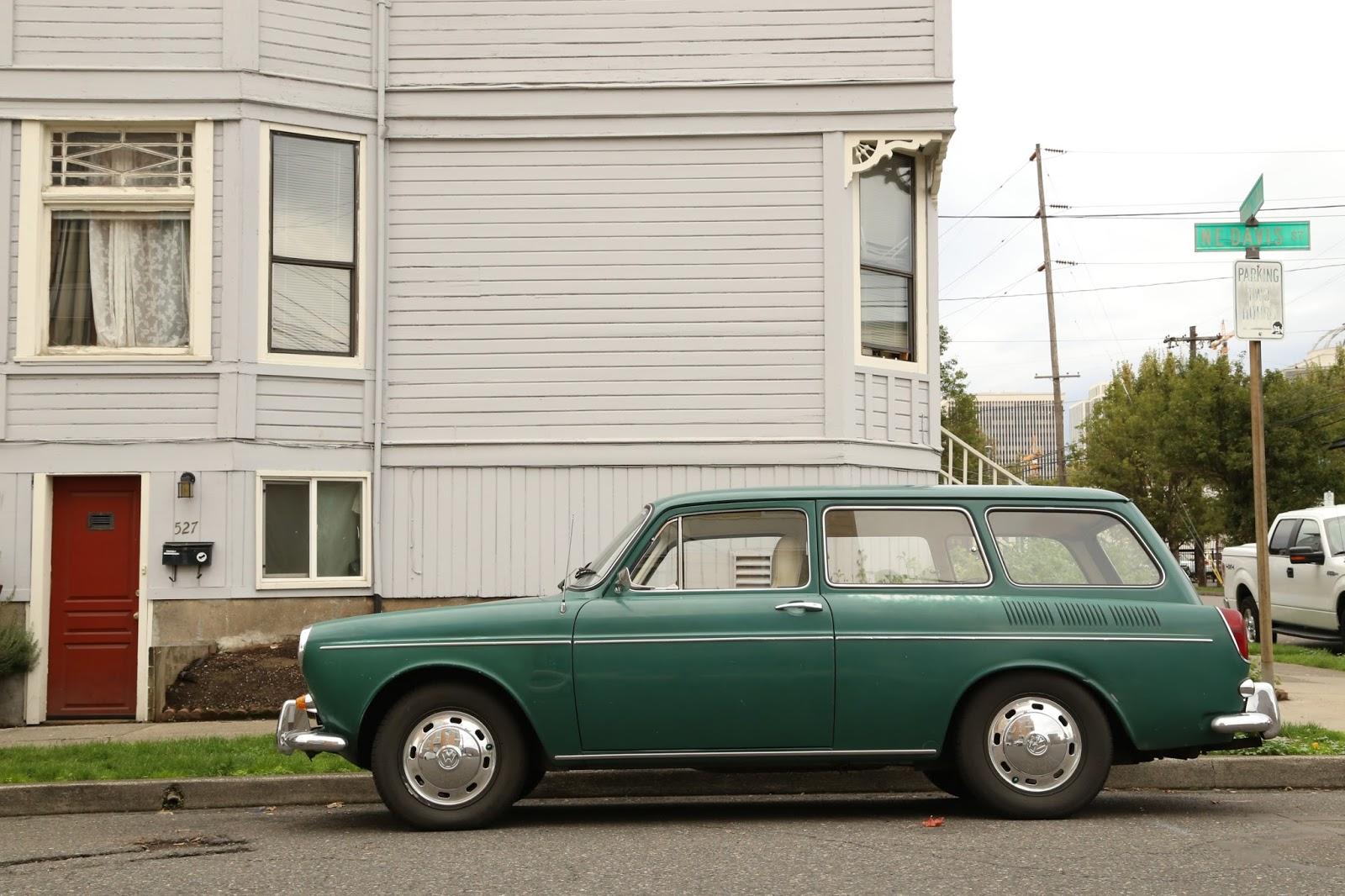 1968 Volksagen Type 3 Squareback