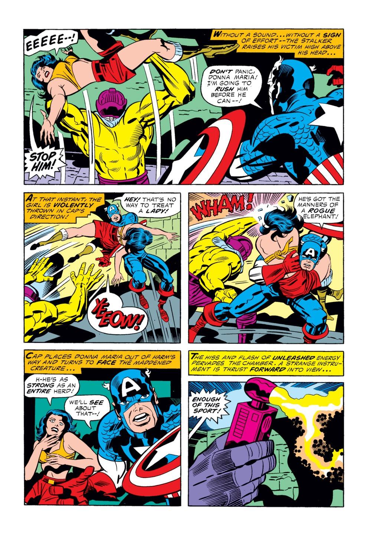 Captain America (1968) Issue #211 #125 - English 4