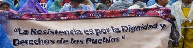 Solidaridad con Guatemala