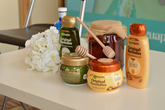 #BEAUTY. Original Remedies by Garnier
