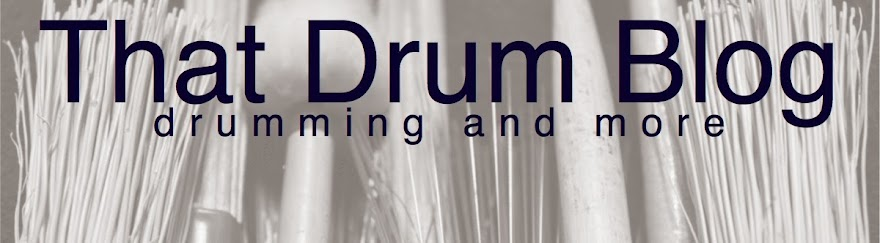 That Drum Blog