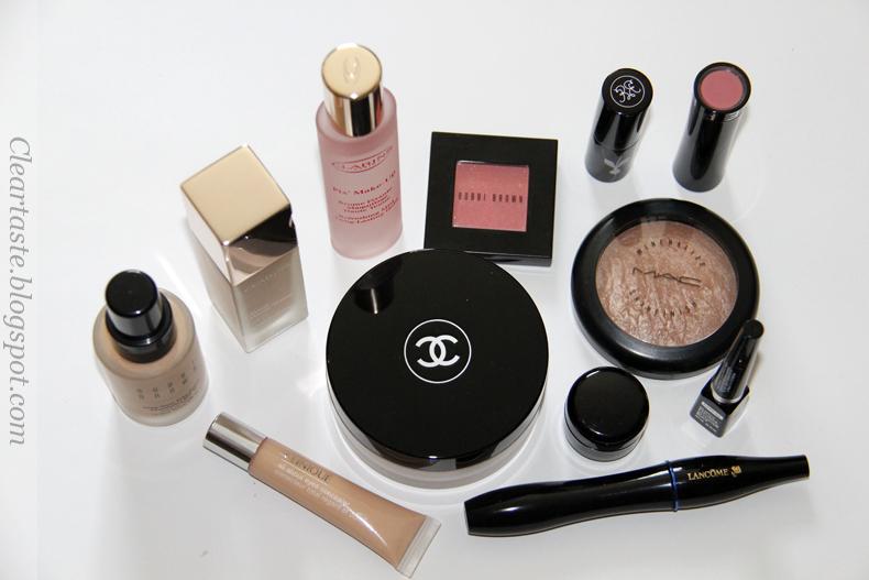kosmetyki clear taste blog