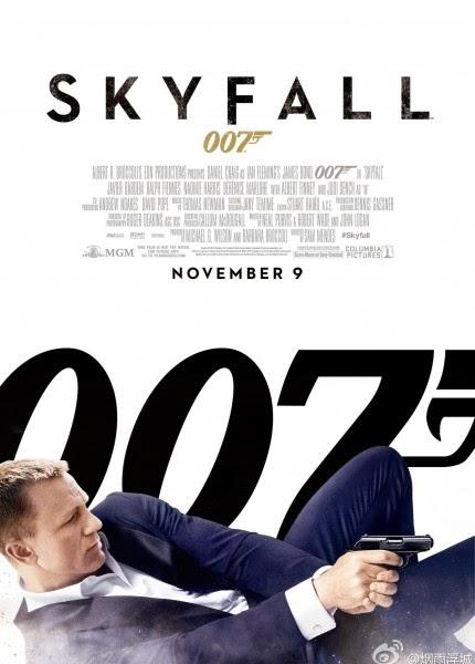 Skyfall Türkçe Dublaj 720P Kopmadan izle