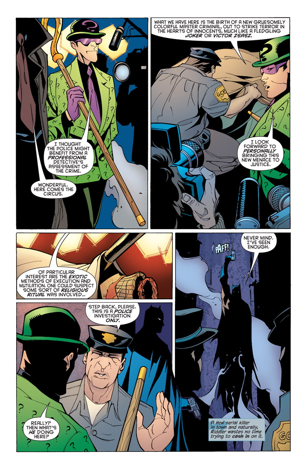 Detective Comics (1937) Issue #845 Page 5