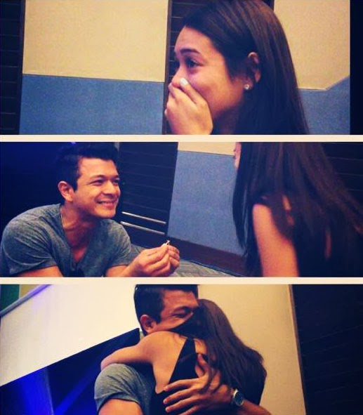 Jericho Rosales is now engaged to his gf Kim Jones. Jericho Rosales