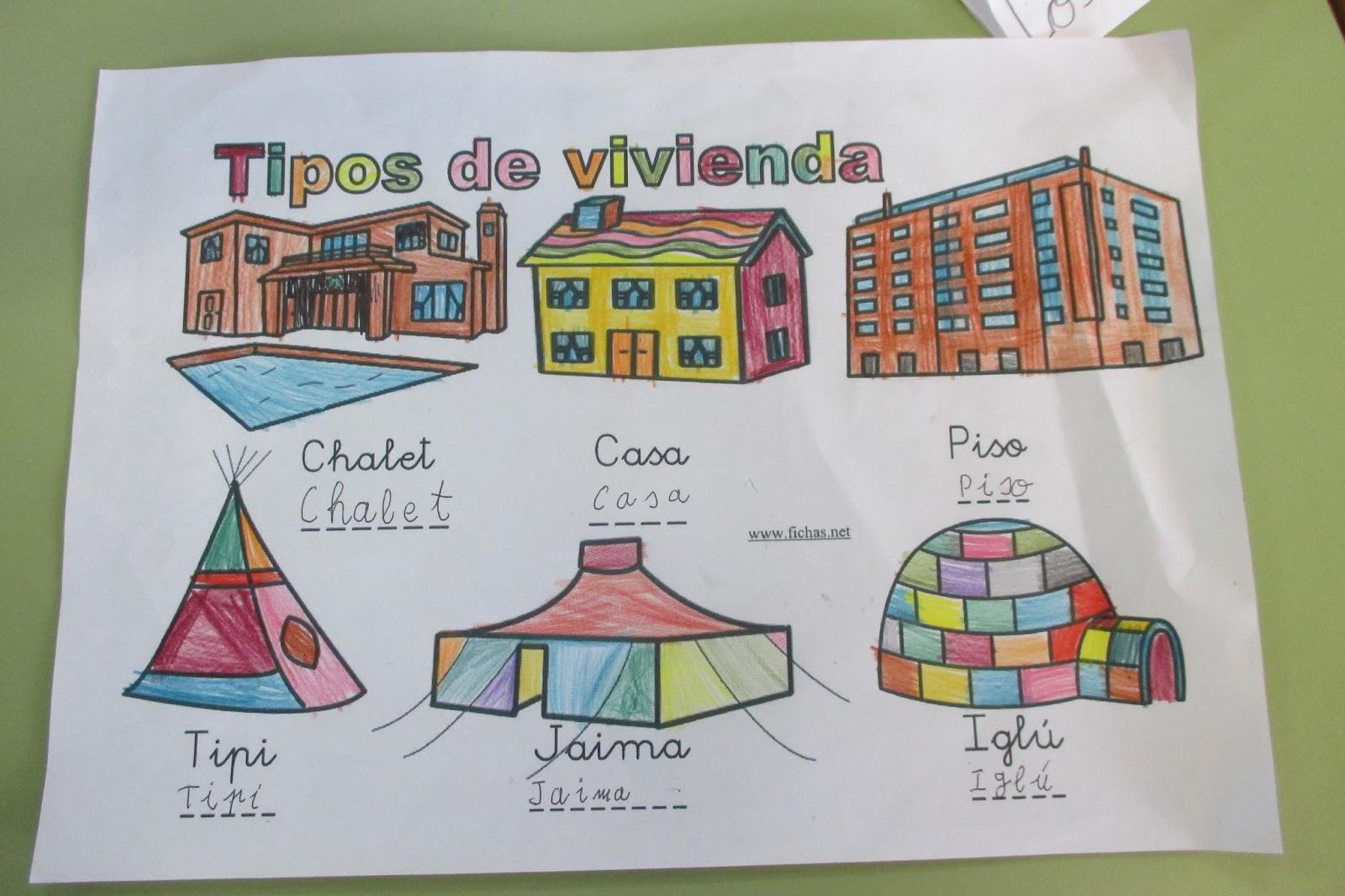 Portfolio Educativo Casas Tipos De Viviendas Casas Del