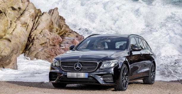 2017 mercedes benz e class estate amg e43 the sixth for Mercedes benz e class wagon amg