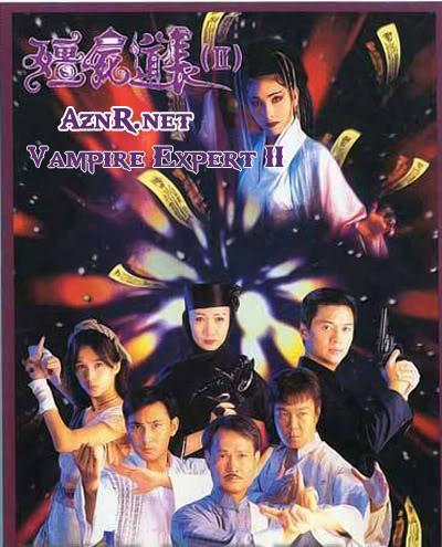 Diệt Ma Hiệp Đạo - Vampire Expert 2
