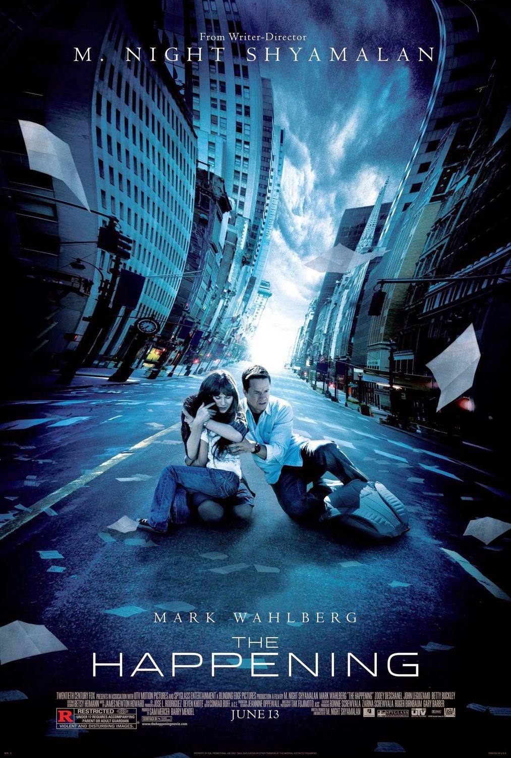 The Happening (2008) tainies online oipeirates