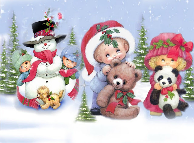 sweetChristmas wallpapers