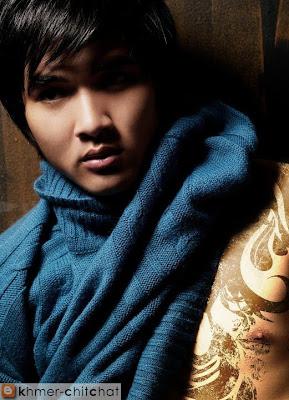 sokun therayu khmer male singer