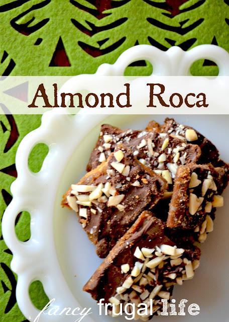 My Grandma Bonnie's Almond Roca Recipe