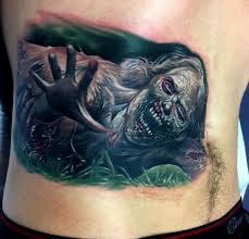 Walking Dead Tattoos
