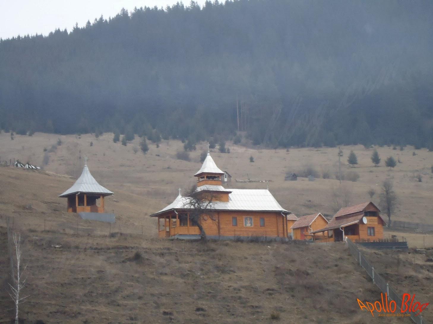 Biserica lemn Vagani