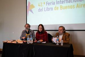 Feria Internacional del Libro de Buenos Aires 2016