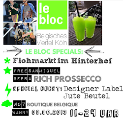 SAVE THE DATE : Le Bloc 8.6.13