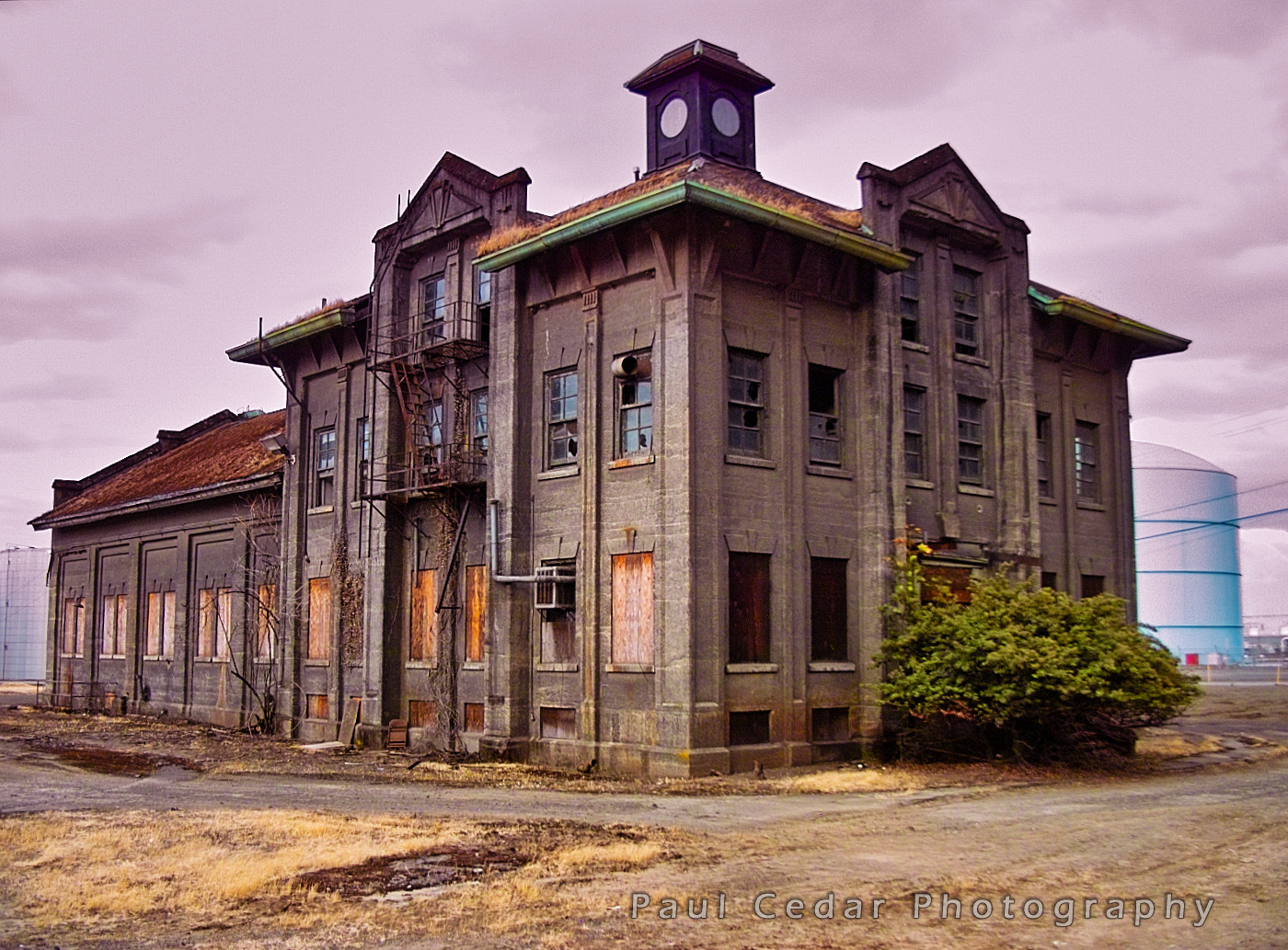 Portland gasco building for Building a house in portland oregon