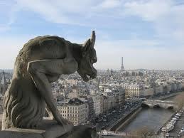 Παρίσι από την Παναγία των Παρισίων