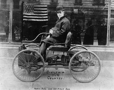 Ford's first car