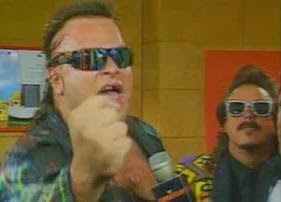 WWF / WWE - Summerslam 1992: The Nasty Boys were promised a title shot by Jimmy Hart