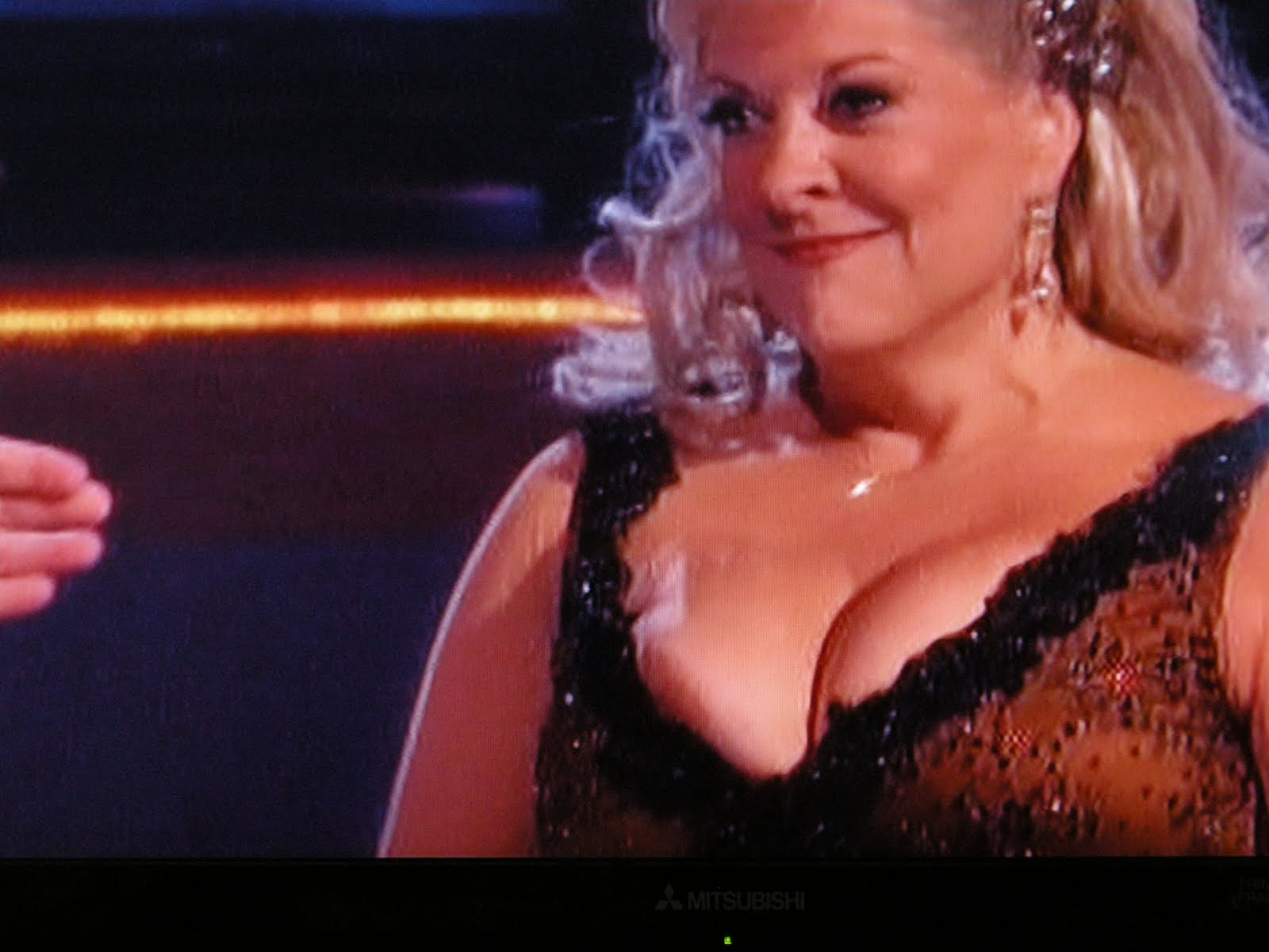really Dancing with stars boob slip Yeahhhhhhhhhhhh bel