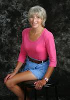 Author Carol Culver Rzadkiewicz