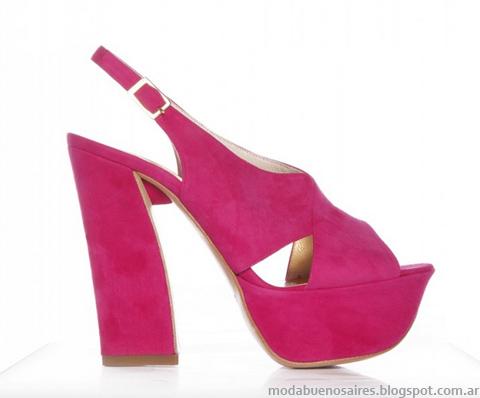 Ricky Sarkany primavera verano 2013 Zapatos.