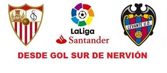 Próximo partido del Sevilla Fútbol Club - Viernes 15/12/2017 a las 21:00 horas.