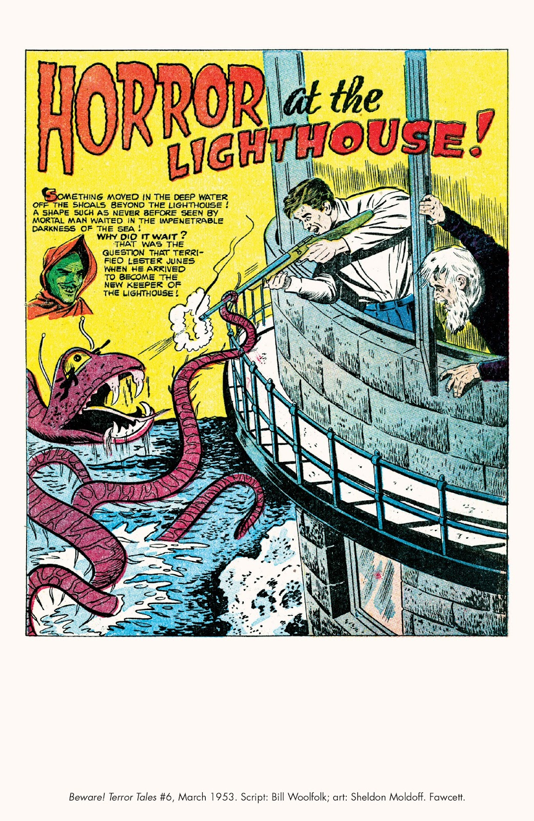 Haunted Horror Issue #32 #32 - English 30