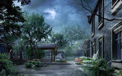 Residencia de súper lujo con jardines