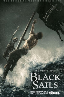 Black Sails Temporada 2 Poster