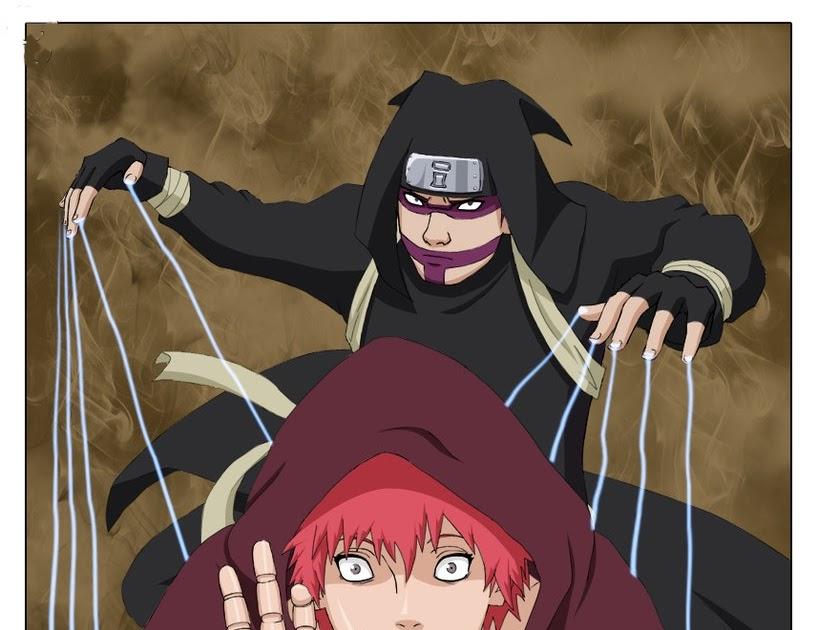 Naruto Oni: Kankuro