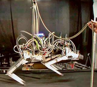 Pentagon cipta robot paling pantas
