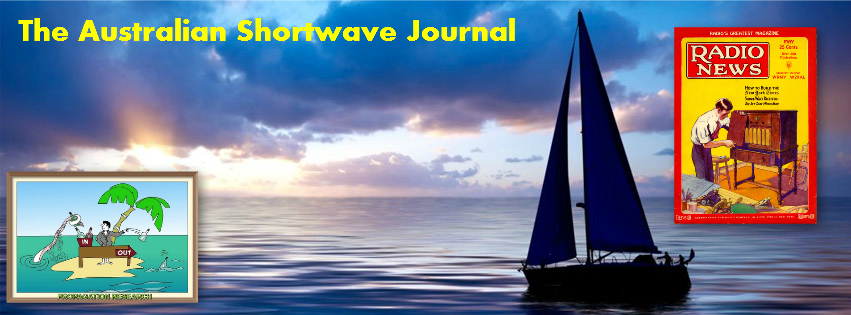 THE AUSTRALIAN SHORTWAVE RADIO JOURNAL