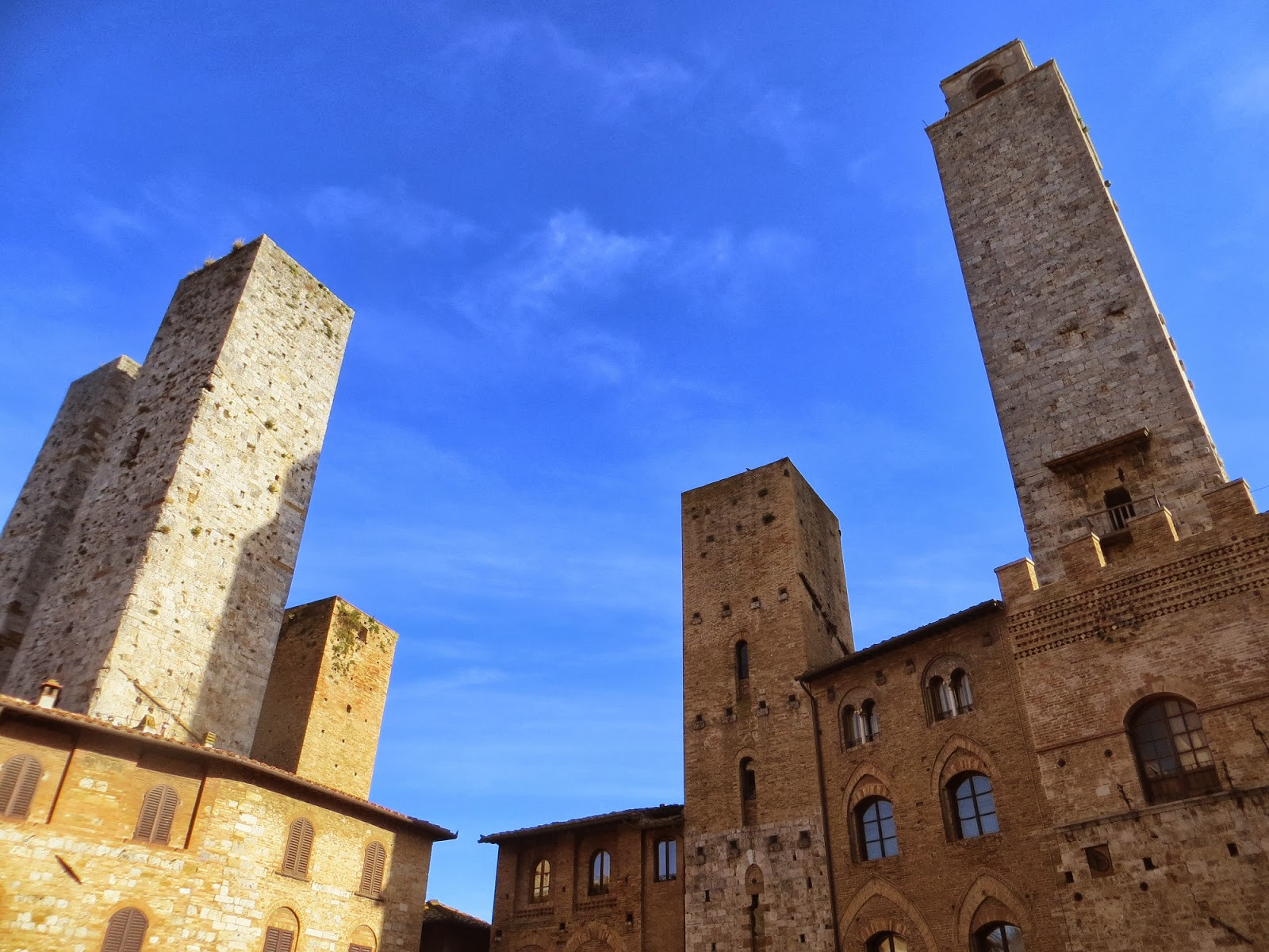 Towers of San Gimignano, Italy