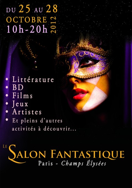 Pr sentation salon fantastique de paris for Salon fantastique paris