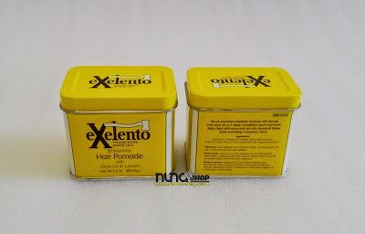 Murrays Exelento New Edition Dengan Kemasan dan Aroma Baru