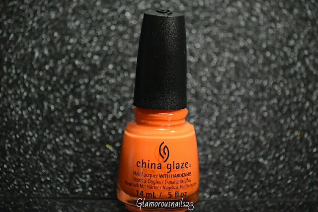 China Glaze Lady And The Vamp