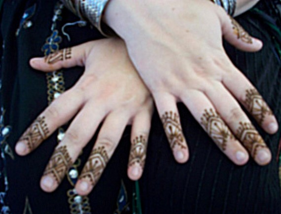 Mehndi Designs In Fingers : Mehndi designs for fingers only makedes