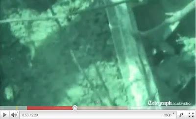 日本海底城 海嘯過後的日本海底城