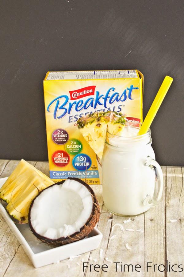 vanilla carnation instant breakfast www.freetimefrolics.com