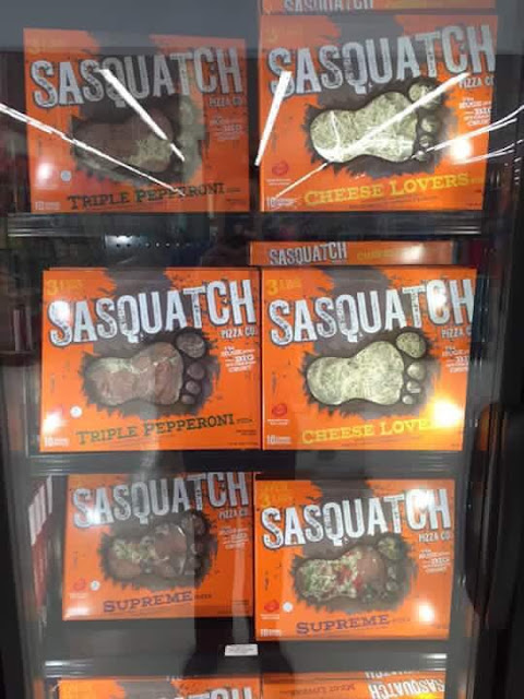 Sasquatch Pizza Cheese