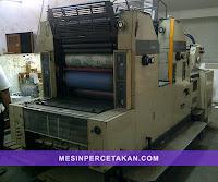 Hashimoto | 2 color printing machine