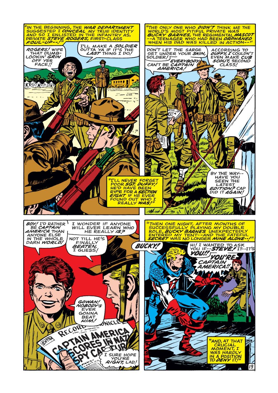 Captain America (1968) Issue #109 #23 - English 20