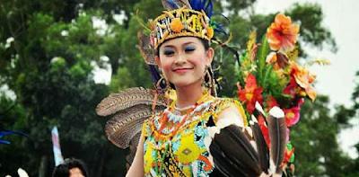 ritual tabur beras