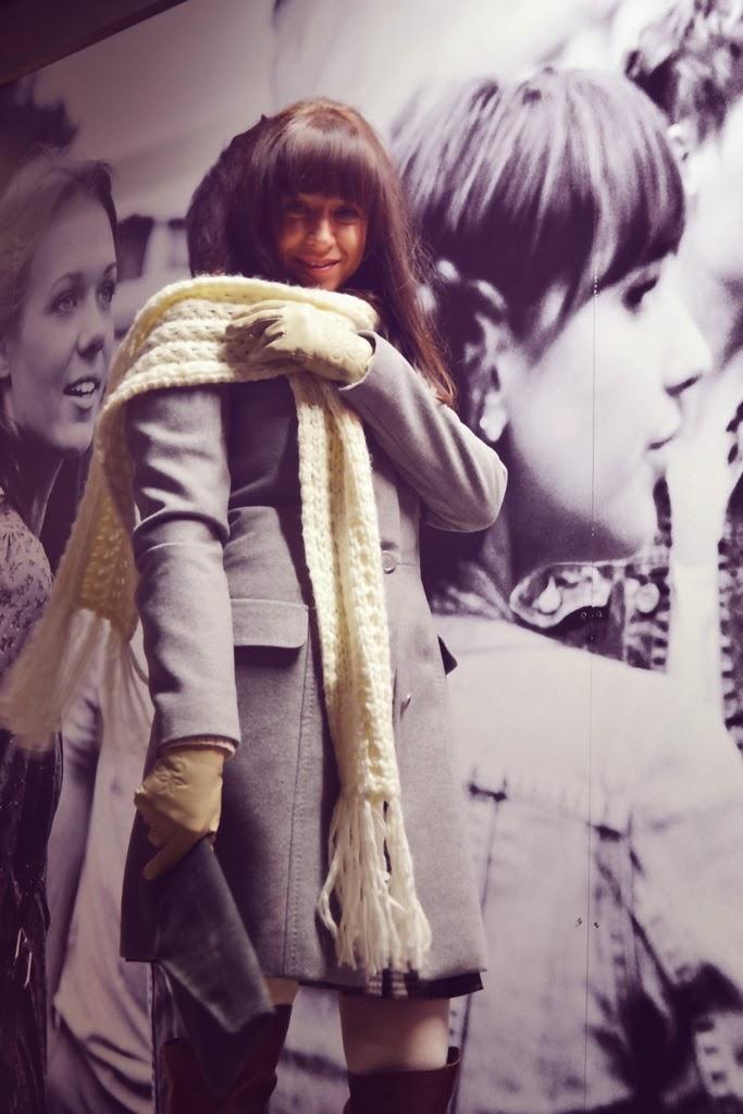 Grey emotion Katharine-fashion is beautiful